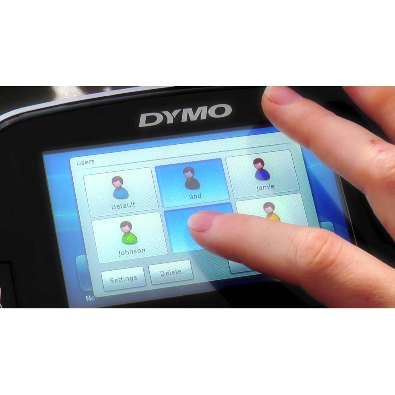 Фото Принтер Dymo Label Manager 500TS {S0946430} (2)