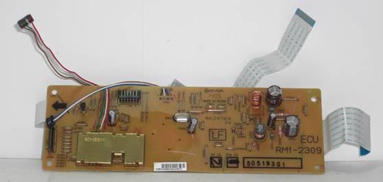 Фото Плата питания HP LJ 1022 (RM1-2309)