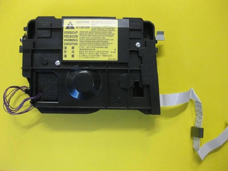 Фото Блок лазера HP LJ M401, M425 (RM1-9135, RM1-9292, RM2-1079)