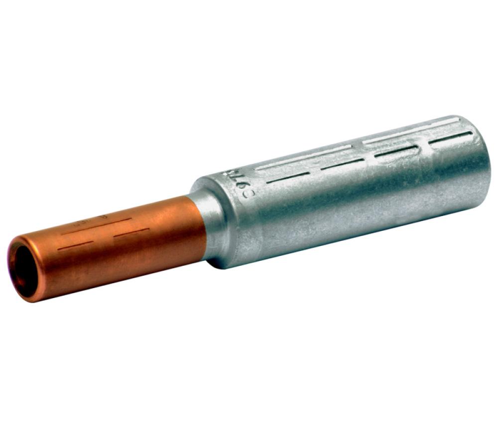 Фото Медно-алюминиевые соединители Klauke Al - 185 мм² (240 мм² для сплошных жил) / Cu - 70 мм² {klk331R70}