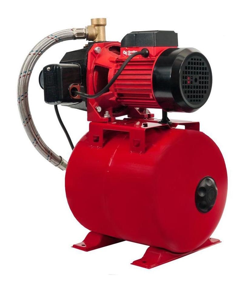 Фото Насосная станция Quattro Elementi Automatico 800 Ci Deep (800 Вт, 2500 л/ч, для чистой, 40 м, 20,1 кг) + эжектор {645-280} (3)