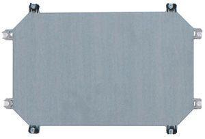 Фото Панель монтажная; оцинкованная сталь D=3мм для корпусов CI43 M3-CI43 EATON 029201