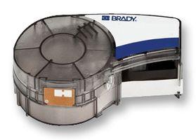 Фото Лента Brady M21-750-430 (PAL-750-430) (19.05 мм, черная на прозрачном) {brd110901} (1)