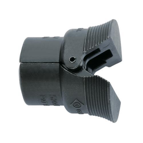 Фото Зажим-прищепка SPEED LOCK для перфоформ SPEED PUNCH размеров ISO 16/20/25 и PG 16 {klk52066002}