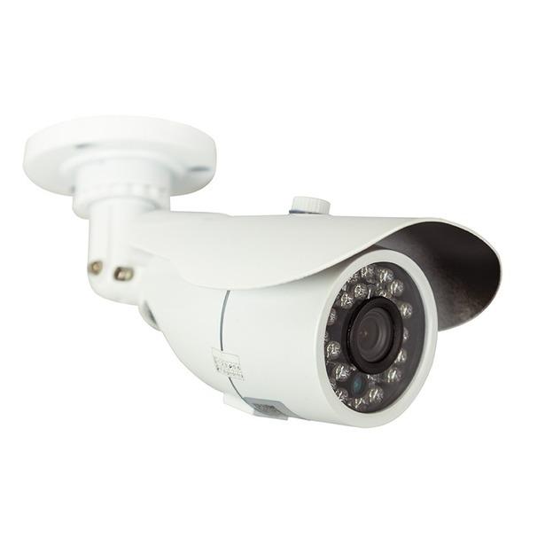 Фото Цилиндрическая уличная камера IP Rexant 1.0 Мп (720P), ИК до 20 м {45-0255}