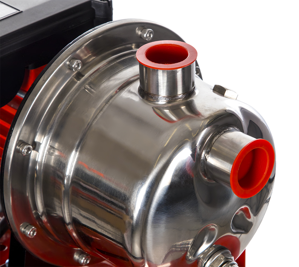 Фото Насосная станция Quattro Elementi Automatico 1001 Inox (1000 Вт, 3600 л/ч, для чистой, 40 м, 10,2 кг) {910-218} (2)