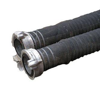 Фото Рукав всасывающий с 1 головкой ГР-80 (D-80 мм, L-4 м) {РВ-80-4} (1)