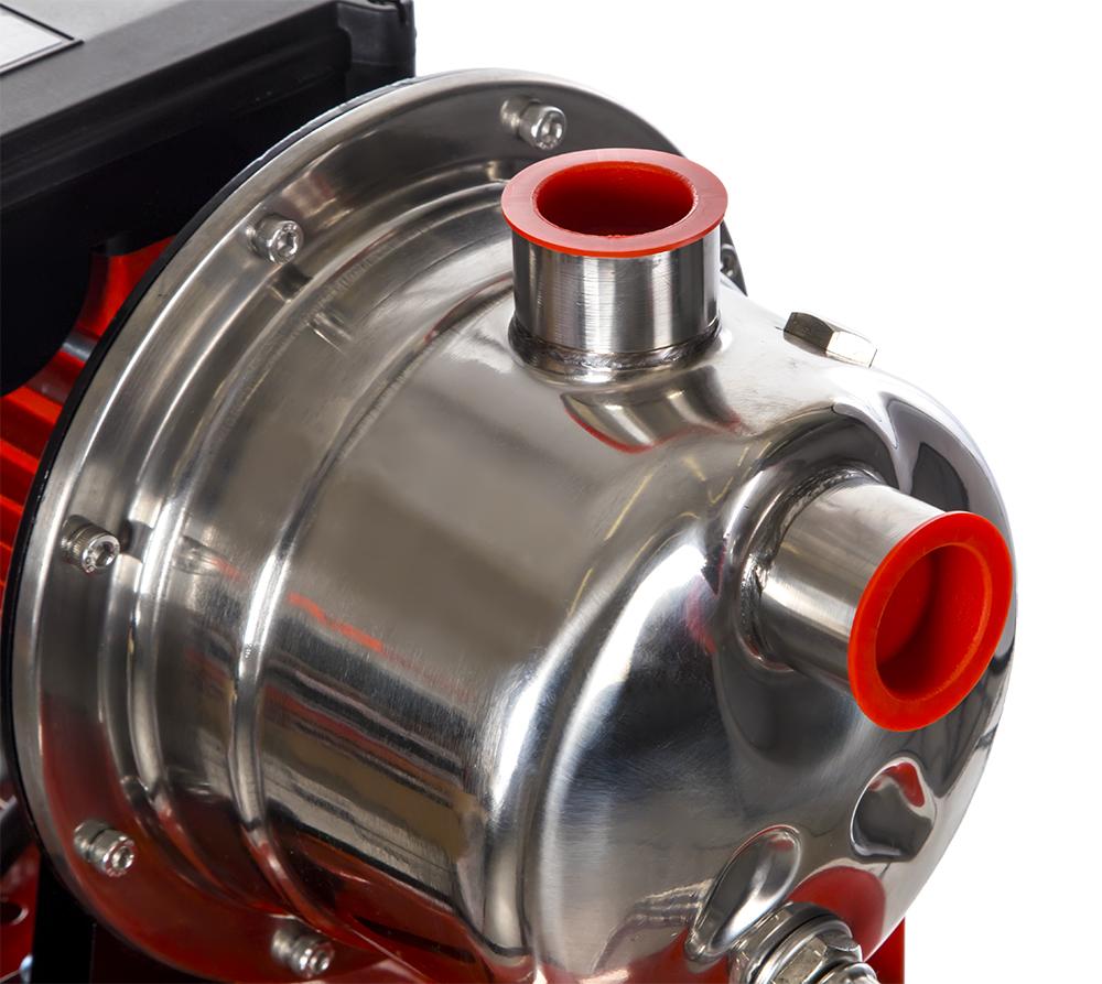 Фото Насосная станция Quattro Elementi Automatico 1001 Inox 50 L (1000 Вт, 3600 л/ч, для чистой, 40 м, 14,2 кг) {910-225} (5)
