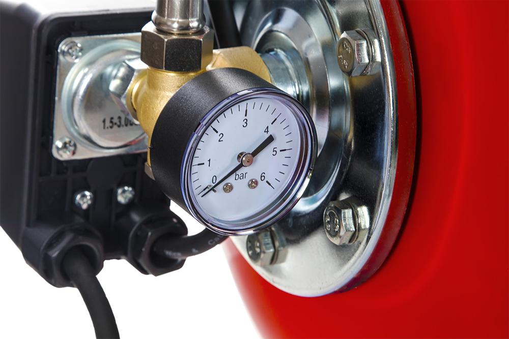 Фото Насосная станция Quattro Elementi Automatico 1001 Inox 50 L (1000 Вт, 3600 л/ч, для чистой, 40 м, 14,2 кг) {910-225} (6)