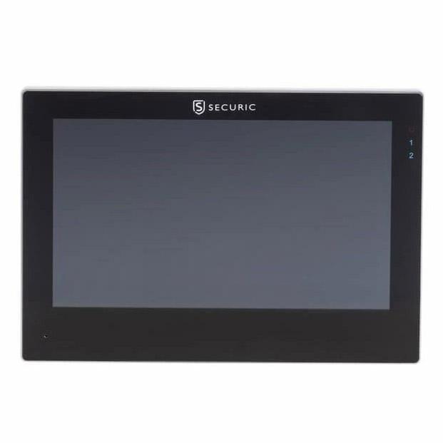 """Фото Цветной монитор видеодомофона 7"""" формата AHD, с сенсорным экраном, детектором движения, функцией фото- и видеозаписи (модель AC-338) {45-0338}"""