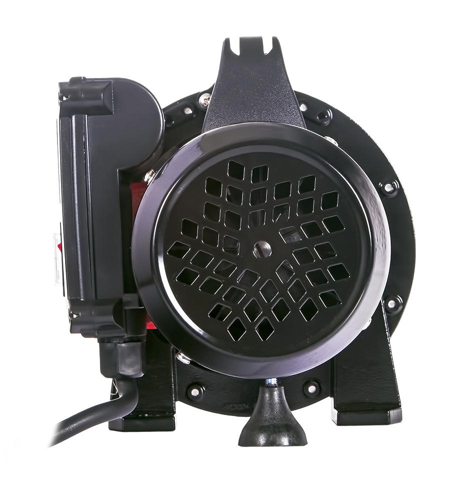 Фото Садовый насос Quattro Elementi Giardino 1001 Inox (1000 Вт, 3600 л/ч, для чистой, 40 м, 6,4 кг) {910-195} (3)